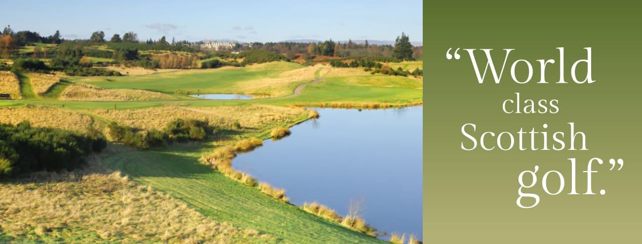 Golf and Scottish Golf Break