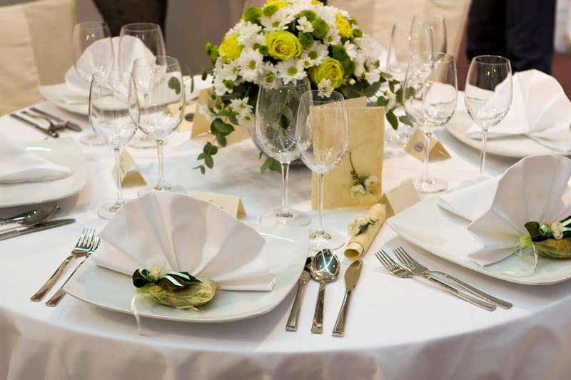 Exclusive Use Weddings Kinloch House