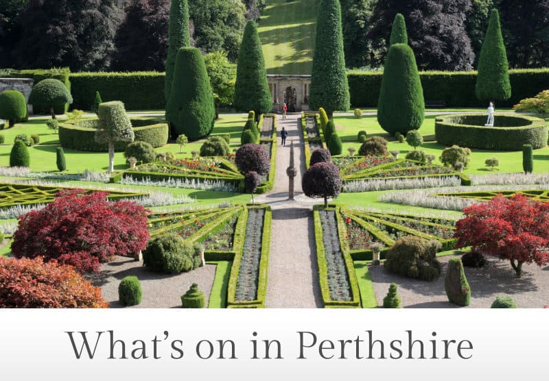 What's on in Perthshire