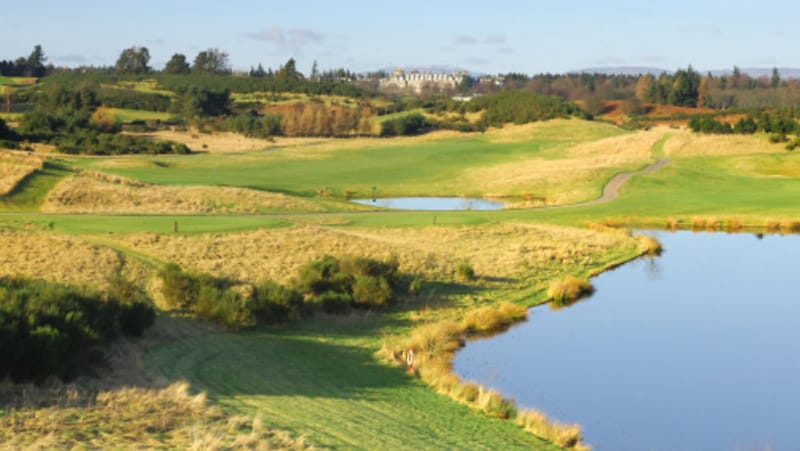 Golf Breaks in Perthshire