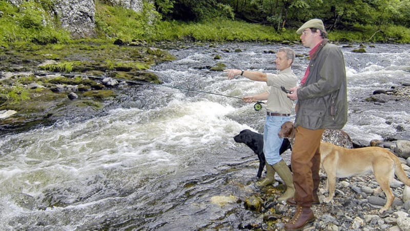 Fishing Breaks in Perthshire