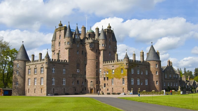 Castles & History in Perthshire
